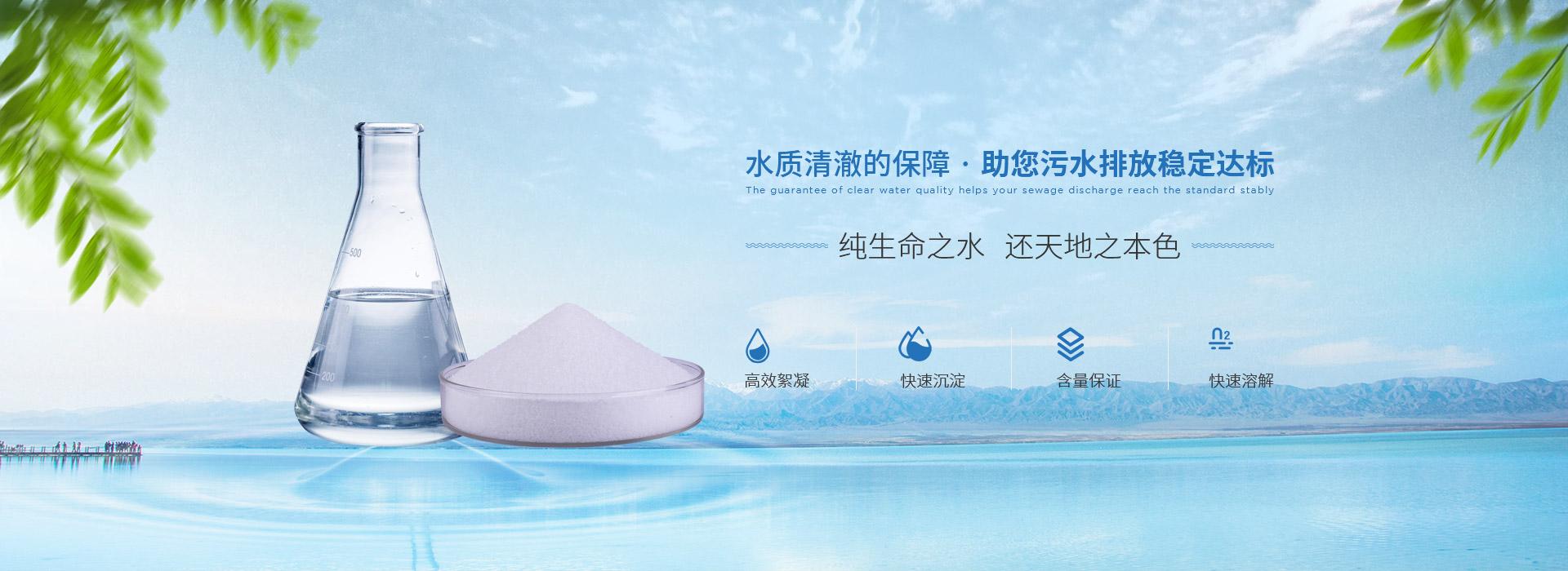 水质清澈的保障  助您污水排放稳定达标