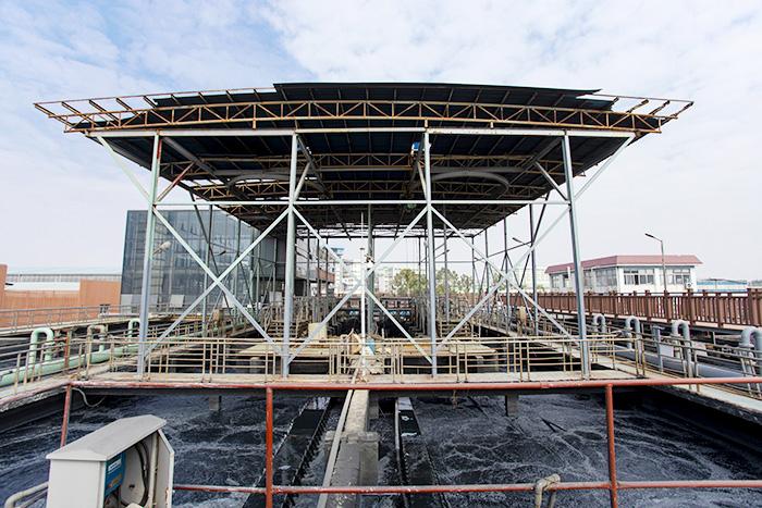 采用阳离子聚丙烯酰胺轻松解决市政污水问题