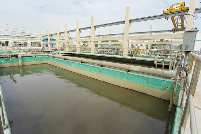 新大禹环保采用阴离子聚丙烯酰胺可将废水循环利用